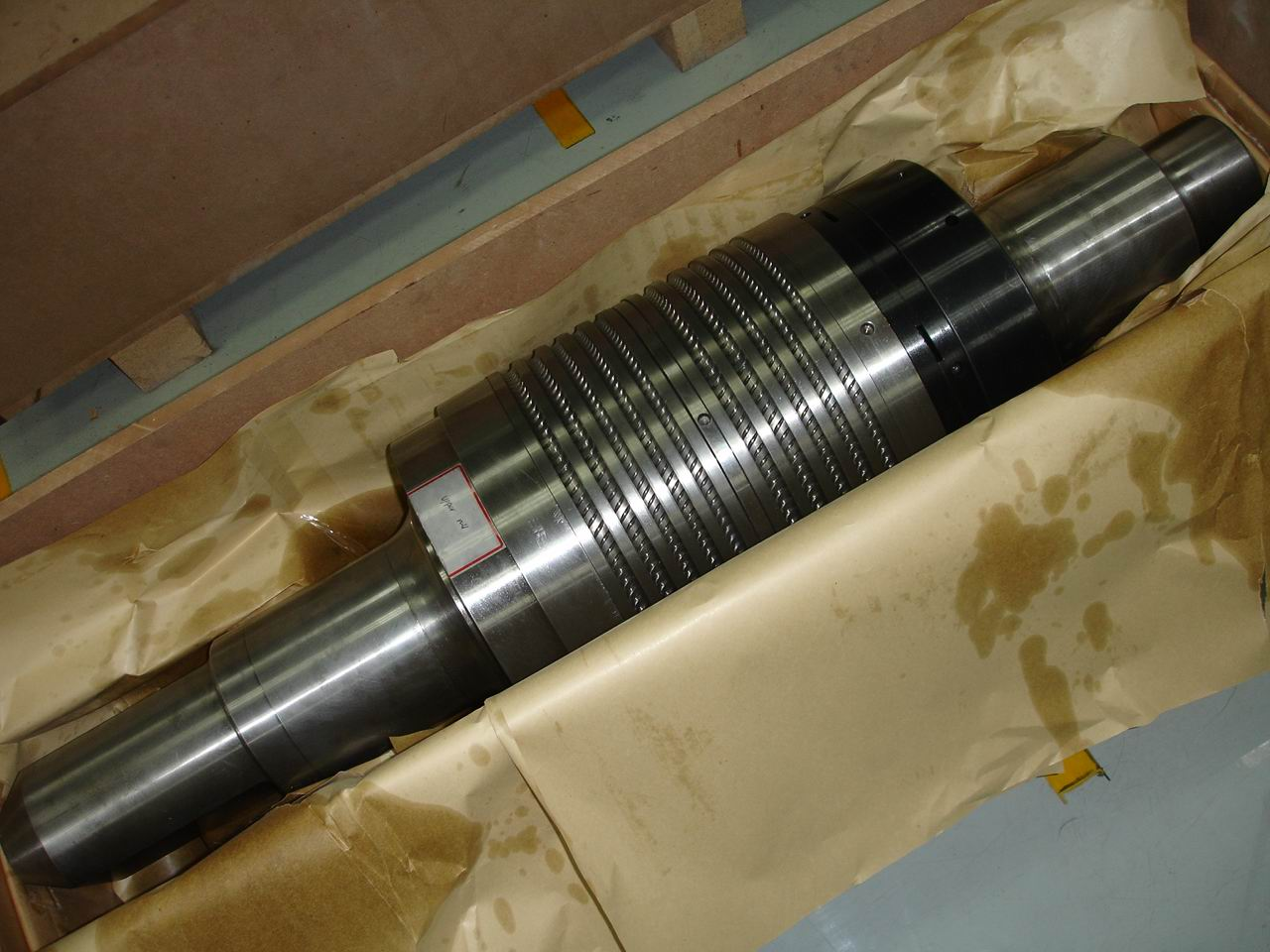 composite roll for rebar picture
